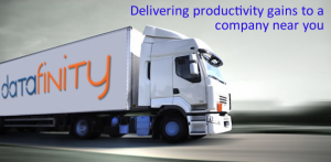 Datafinity - delivering productivity gains to a company near you
